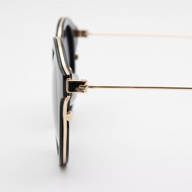Thick Modern Woman Glasses